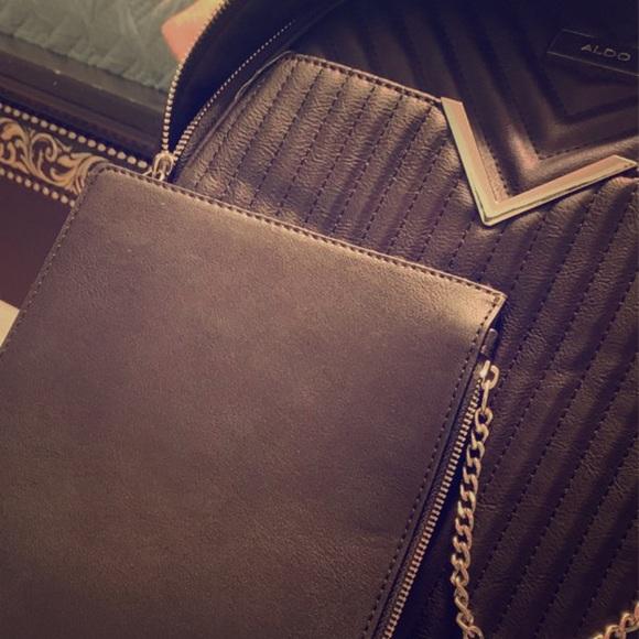 Handbags - Aldo backpack with wallet